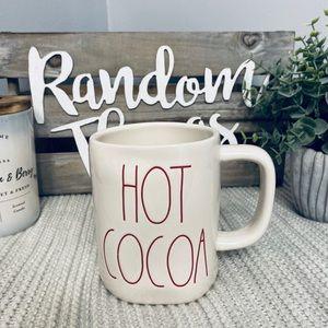 NWT Rae Dunn HOT COCOA Mug